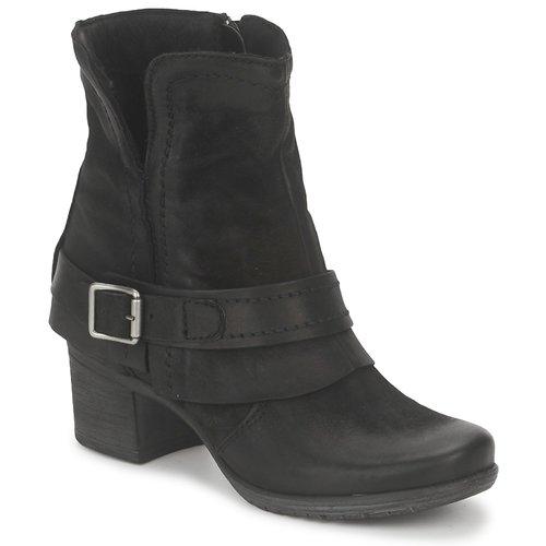 kengät Naiset Nilkkurit Dream in Green VINEL Black