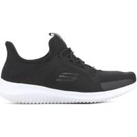 kengät Naiset Matalavartiset tennarit Skechers Ultra Flex 12832-BLK black