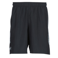 vaatteet Miehet Shortsit / Bermuda-shortsit Under Armour WOVEN GRAPHIC SHORT Black