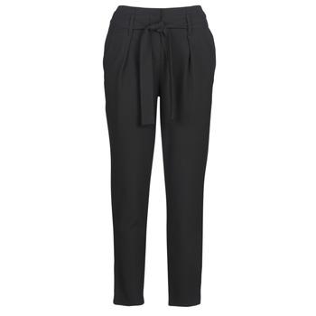 vaatteet Naiset 5-taskuiset housut Only ONLNICOLE Black