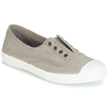 kengät Naiset Matalavartiset tennarit Victoria 6623 GRIS Harmaa