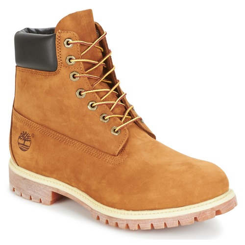 kengät Miehet Bootsit Timberland 6 IN PREMIUM BOOT Beige