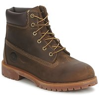 kengät Lapset Bootsit Timberland 6 IN WP BOOT Brown