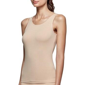 vaatteet Naiset Hihattomat paidat / Hihattomat t-paidat Impetus Innovation Woman 8332898 144 Beige