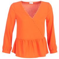 vaatteet Naiset Topit / Puserot Vila VIROSSIE Orange