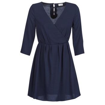 vaatteet Naiset Lyhyt mekko Vila VIROSSIE Laivastonsininen