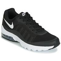 kengät Miehet Matalavartiset tennarit Nike AIR MAX INVIGOR Black / White
