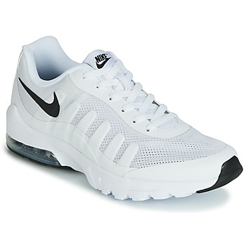 kengät Miehet Matalavartiset tennarit Nike AIR MAX INVIGOR White / Black