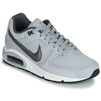 kengät Miehet Matalavartiset tennarit Nike AIR MAX COMMAND LEATHER Harmaa