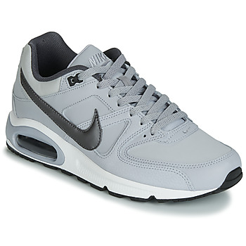 kengät Miehet Matalavartiset tennarit Nike AIR MAX COMMAND LEATHER Grey
