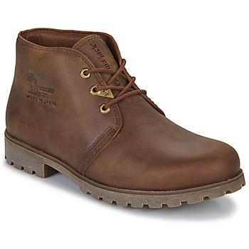 kengät Miehet Bootsit Panama Jack BOTA PANAMA Brown