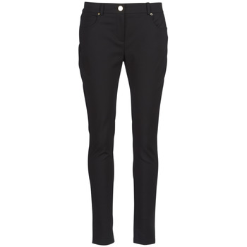 vaatteet Naiset 5-taskuiset housut Marciano GIOTTO Black