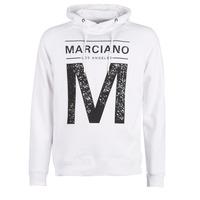 vaatteet Miehet Svetari Marciano M LOGO Valkoinen
