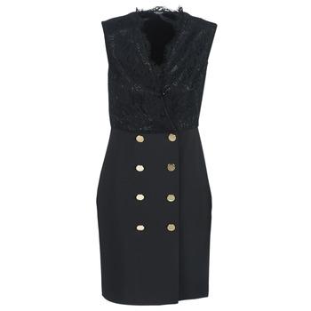 vaatteet Naiset Lyhyt mekko Marciano JANE Black