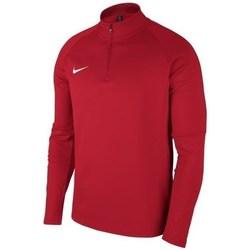 vaatteet Miehet Svetari Nike Dry Academy 18 Drill Top LS Punainen