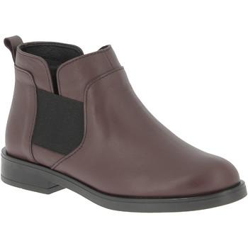 kengät Naiset Bootsit Nikolas 182R-MNOPNTO bord?