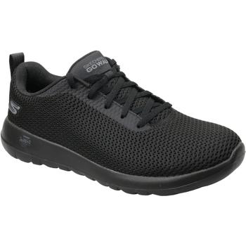 kengät Miehet Matalavartiset tennarit Skechers Go Walk Max 54601-BBK