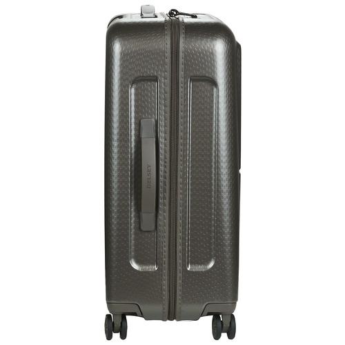 Delsey Turenne 4dr 65cm Grey - Ilmainen Toimitus- Laukut Matkalaukut