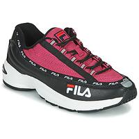 kengät Naiset Matalavartiset tennarit Fila DSTR97 Black / Pink