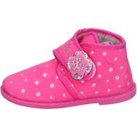 kengät Tytöt Tossut Lulu BS44 Vaaleanpunainen