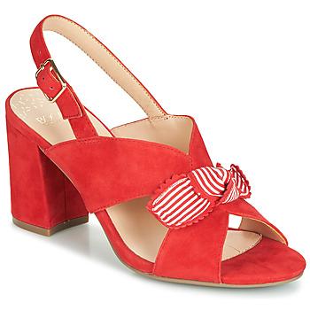 kengät Naiset Sandaalit ja avokkaat Bocage PAULIN Red