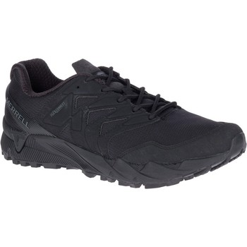 kengät Miehet Vaelluskengät Merrell Agility Peak Tactical Mustat