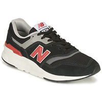 kengät Matalavartiset tennarit New Balance 997 Black / Red
