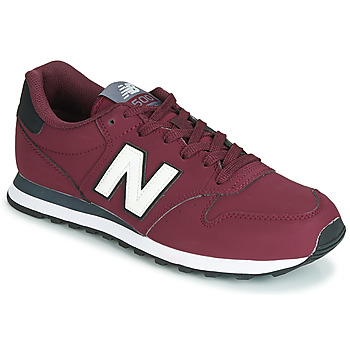 kengät Matalavartiset tennarit New Balance 500 Bordeaux