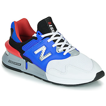 kengät Miehet Matalavartiset tennarit New Balance 997 White / Blue