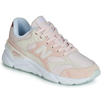 kengät Naiset Matalavartiset tennarit New Balance X90 Pink