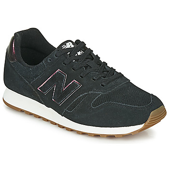 kengät Naiset Matalavartiset tennarit New Balance 373 Black