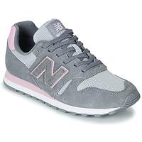kengät Naiset Matalavartiset tennarit New Balance 373 Harmaa