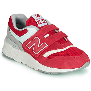 kengät Lapset Matalavartiset tennarit New Balance 997 Red