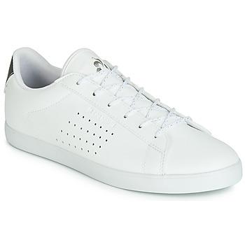 kengät Naiset Matalavartiset tennarit Le Coq Sportif AGATE PREMIUM White / Hopea