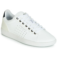kengät Naiset Matalavartiset tennarit Le Coq Sportif COURTSTAR W BOUTIQUE White / Black