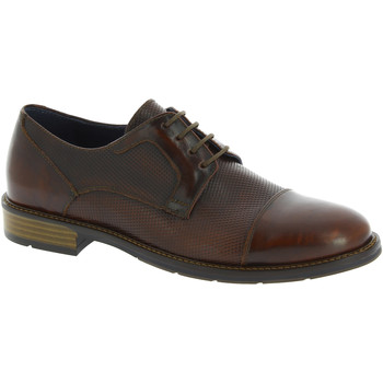 kengät Miehet Derby-kengät Raymont 625 BROWN marrone