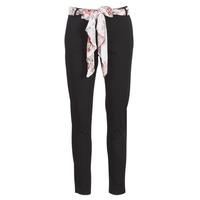 vaatteet Naiset 5-taskuiset housut Betty London JIYOO Black