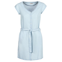 vaatteet Naiset Lyhyt mekko Yurban kOULIENNE Blue / Clair