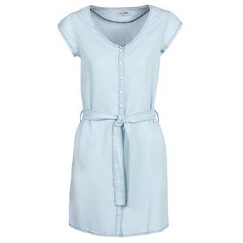 vaatteet Naiset Lyhyt mekko Yurban kOULIENNE Sininen / Clair