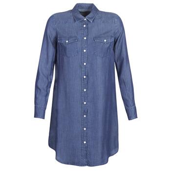 vaatteet Naiset Lyhyt mekko Yurban kOULIOTE Blue / Fonce