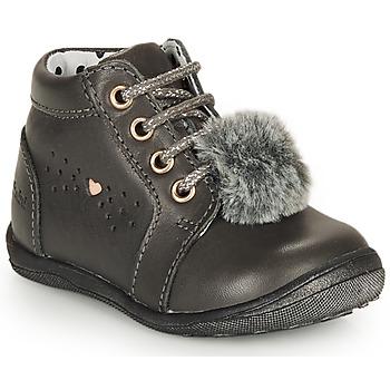 kengät Tytöt Bootsit Catimini CALISTA Harmaa