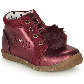 kengät Tytöt Bootsit Catimini CALISTA Bordeaux
