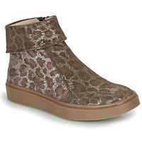 kengät Tytöt Bootsit Catimini CAMOMILLE Brown