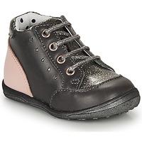 kengät Tytöt Bootsit Catimini CLELIA Grey / Pink