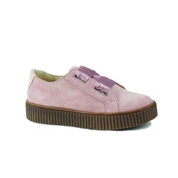 kengät Tytöt Matalavartiset tennarit Catimini CAVANILLE Cvv / Pink / Dpf / 2892