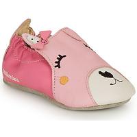 kengät Tytöt Tossut Catimini CAPUCINE Pink