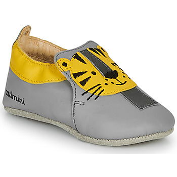 kengät Pojat Tossut Catimini CALINOU Grey / Yellow