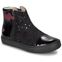 kengät Tytöt Bootsit GBB OKITA Black