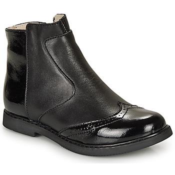 kengät Tytöt Bootsit GBB OURIETTE Black