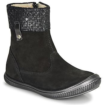 kengät Tytöt Bootsit GBB ORANTO Black